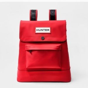 RARE! HUNTER FOR TARGET RED BACKPACK